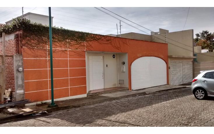 Foto de casa en venta en  , rinc?n de las animas, xalapa, veracruz de ignacio de la llave, 1488645 No. 01