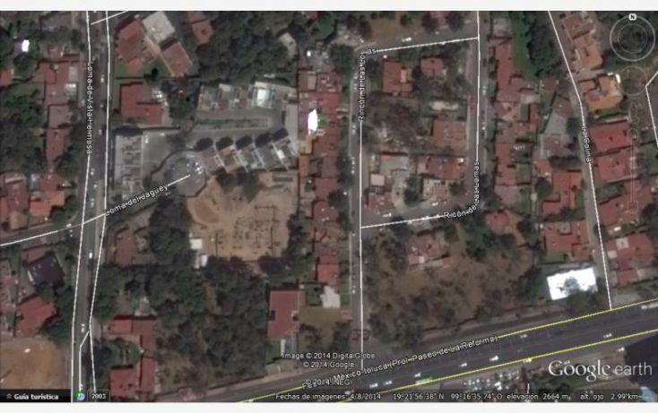Foto de terreno habitacional en venta en rincon de las lomas 59, lomas de vista hermosa, cuajimalpa de morelos, df, 1810586 no 01