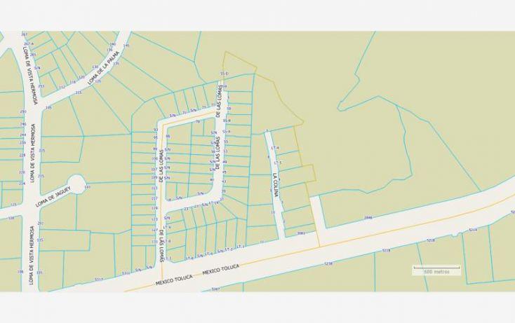 Foto de terreno habitacional en venta en rincon de las lomas 59, lomas de vista hermosa, cuajimalpa de morelos, df, 1810586 no 02