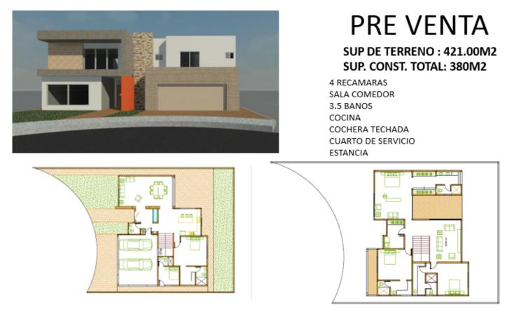 Foto de casa en venta en  , rincón de las lomas ii, chihuahua, chihuahua, 1578614 No. 01
