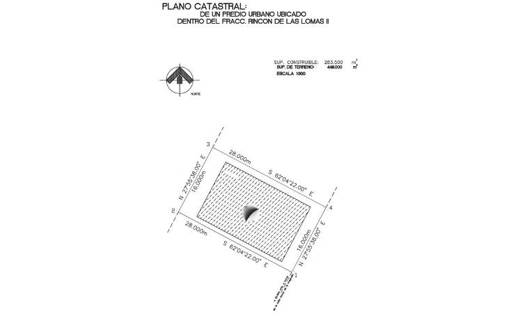 Foto de terreno habitacional en venta en  , rincón de las lomas ii, chihuahua, chihuahua, 1982160 No. 03