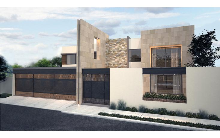 Foto de casa en venta en rincon de las rosas , sierra alta 1era. etapa, monterrey, nuevo león, 1391967 No. 01