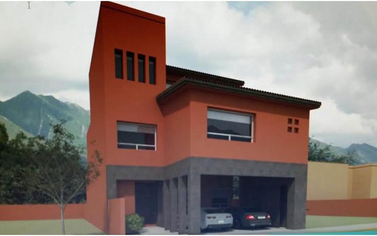 Foto de casa en venta en  , rincón de los ahuehuetes, monterrey, nuevo león, 1482527 No. 01