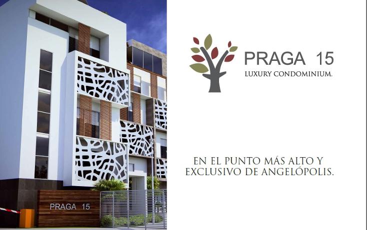 Foto de departamento en venta en  , rincón de los reyes, san andrés cholula, puebla, 1269953 No. 01