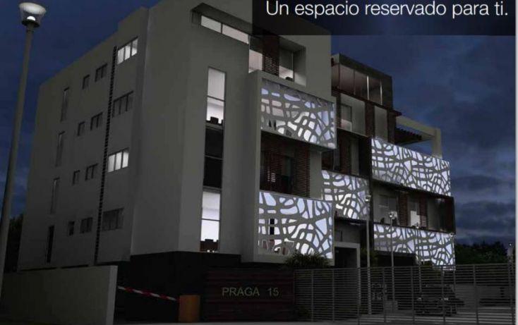 Foto de departamento en renta en, rincón de los reyes, san andrés cholula, puebla, 1558334 no 01