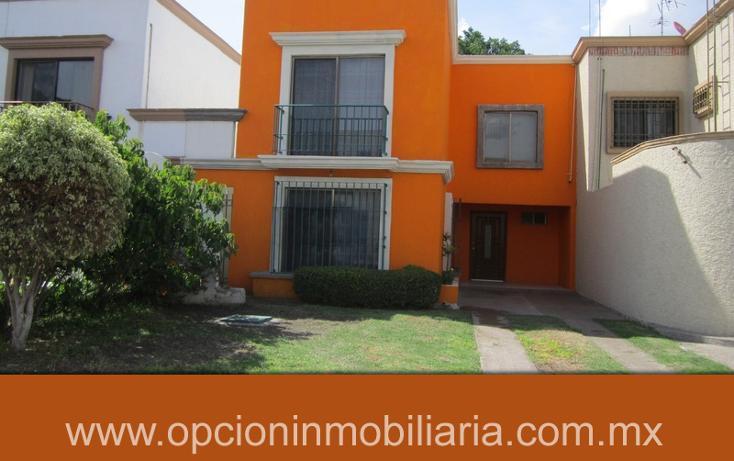 Foto de casa en venta en  , rincón de san antonio, querétaro, querétaro, 847947 No. 01