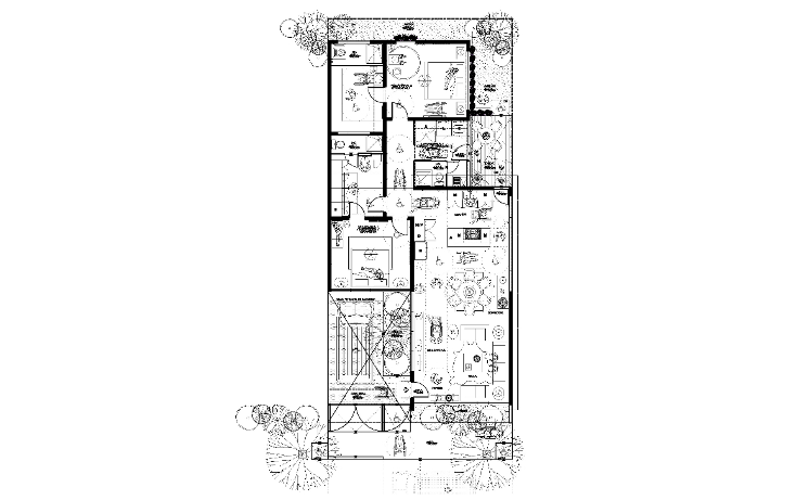 Foto de casa en venta en  , rincón de san francisco, san pedro garza garcía, nuevo león, 1401709 No. 04