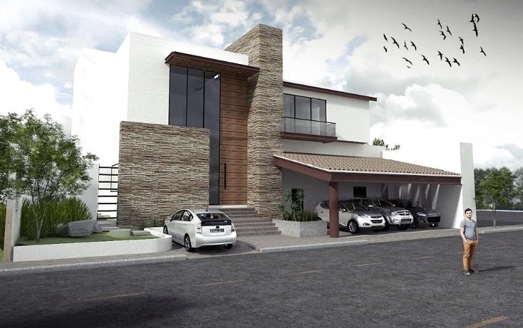 Foto de casa en venta en  , rincón de sierra alta, monterrey, nuevo león, 1620134 No. 01