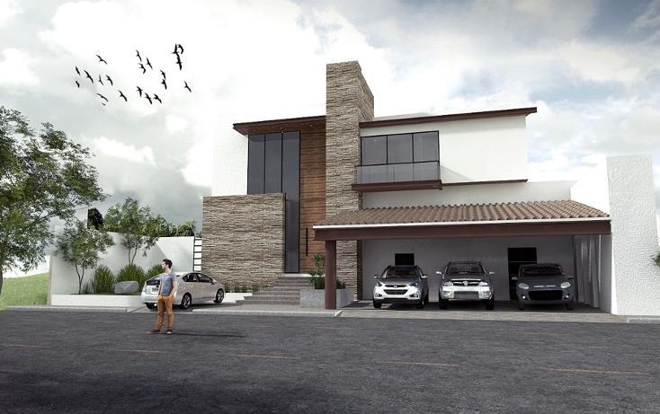 Foto de casa en venta en  , rincón de sierra alta, monterrey, nuevo león, 1620134 No. 02