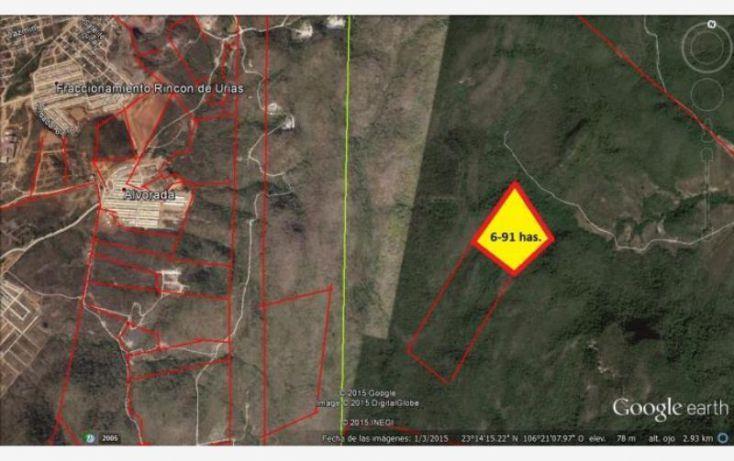 Foto de terreno habitacional en venta en rincon de urias 22, ejido rincón de urías, mazatlán, sinaloa, 1123291 no 02