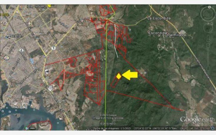 Foto de terreno habitacional en venta en rincon de urias 22, ejido rincón de urías, mazatlán, sinaloa, 1123291 no 03