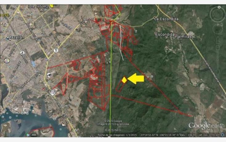 Foto de terreno habitacional en venta en rincon de urias 22, urias, mazatlán, sinaloa, 1123291 No. 03
