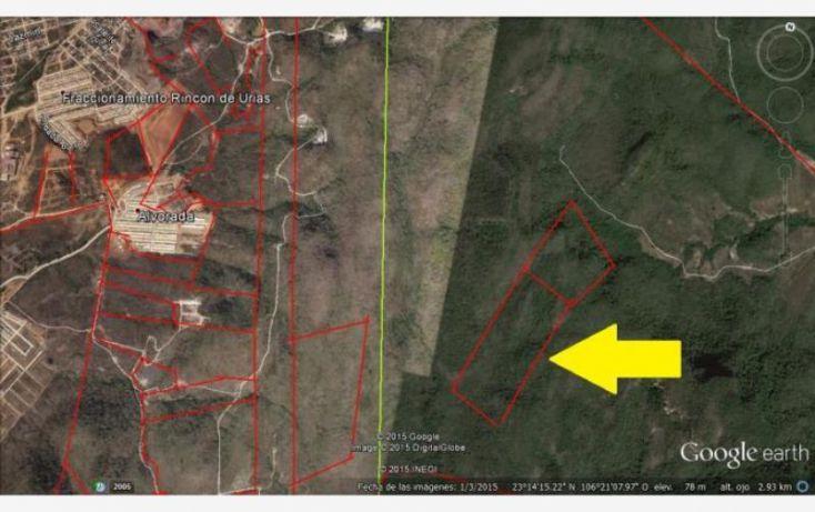 Foto de terreno habitacional en venta en rincon de urias 25, san joaquín, mazatlán, sinaloa, 1123237 no 02