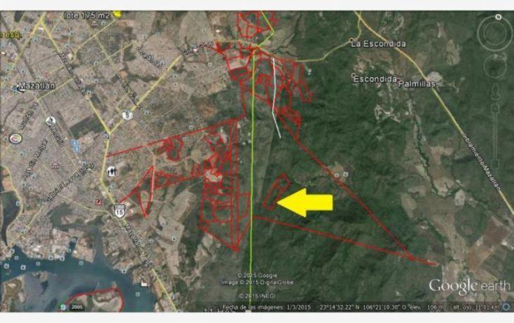 Foto de terreno habitacional en venta en rincon de urias 25, san joaquín, mazatlán, sinaloa, 1123237 no 03