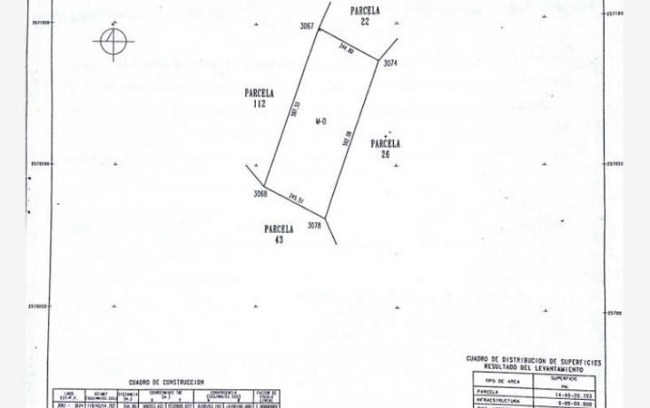Foto de terreno habitacional en venta en rincon de urias 25, san joaquín, mazatlán, sinaloa, 1123237 no 04