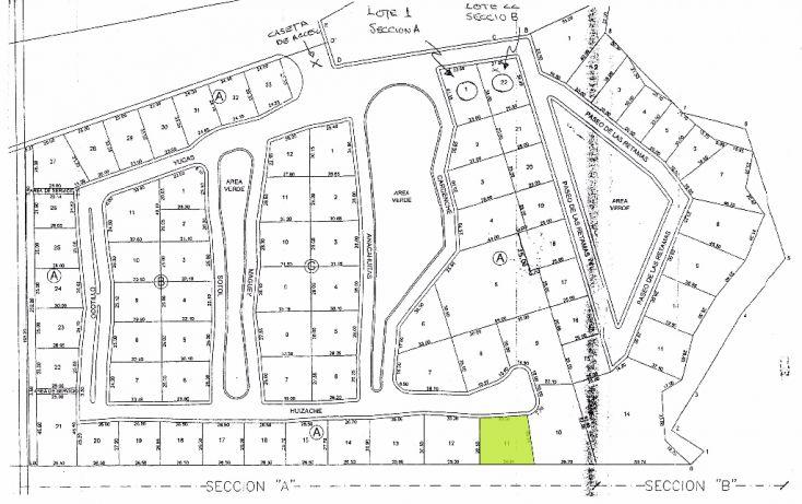 Foto de terreno habitacional en venta en, rincón del montero, parras, coahuila de zaragoza, 1775220 no 01