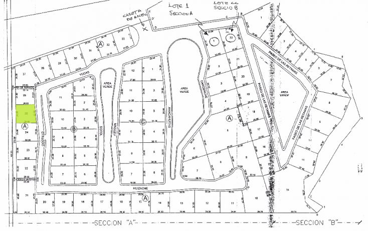 Foto de terreno habitacional en venta en, rincón del montero, parras, coahuila de zaragoza, 1776334 no 01