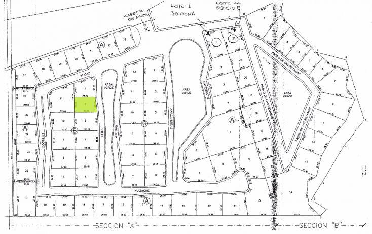 Foto de terreno habitacional en venta en, rincón del montero, parras, coahuila de zaragoza, 1776530 no 01