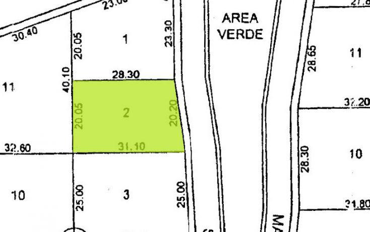 Foto de terreno habitacional en venta en, rincón del montero, parras, coahuila de zaragoza, 1776530 no 02