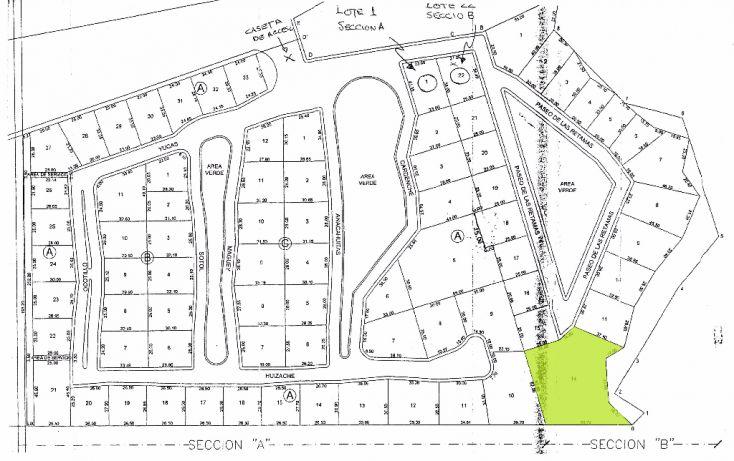 Foto de terreno habitacional en venta en, rincón del montero, parras, coahuila de zaragoza, 1777288 no 01