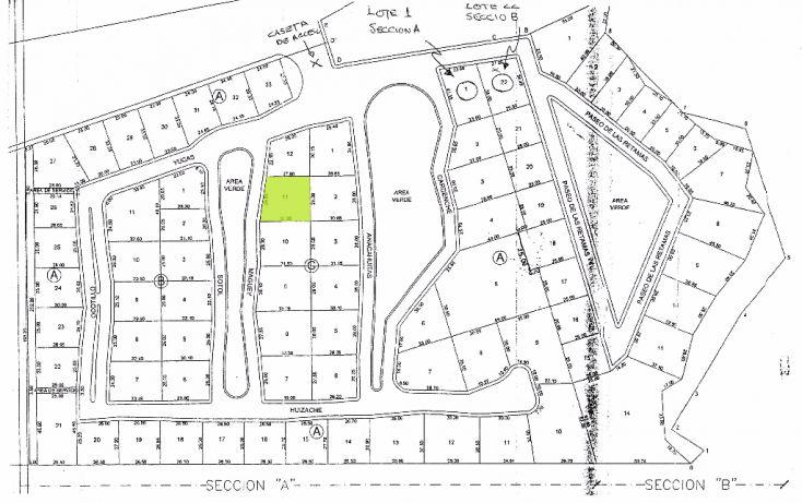 Foto de terreno habitacional en venta en, rincón del montero, parras, coahuila de zaragoza, 1777910 no 01