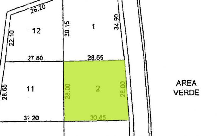 Foto de terreno habitacional en venta en, rincón del montero, parras, coahuila de zaragoza, 1779012 no 02