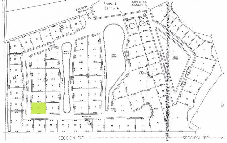 Foto de terreno habitacional en venta en, rincón del montero, parras, coahuila de zaragoza, 1780162 no 01