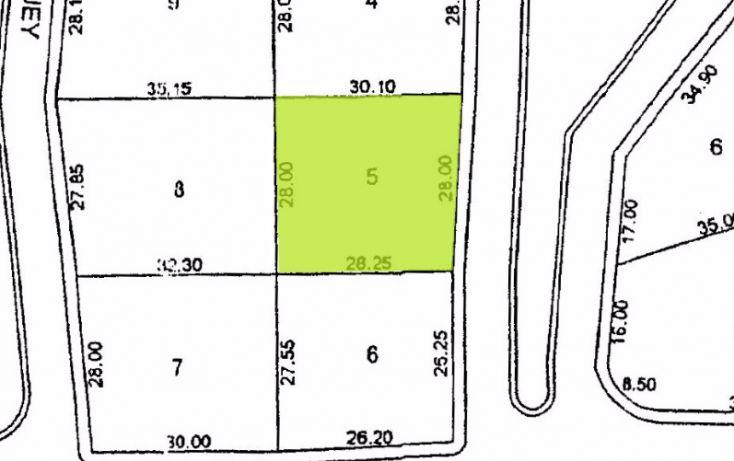 Foto de terreno habitacional en venta en, rincón del montero, parras, coahuila de zaragoza, 1780720 no 02