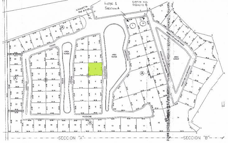 Foto de terreno habitacional en venta en, rincón del montero, parras, coahuila de zaragoza, 1785768 no 01