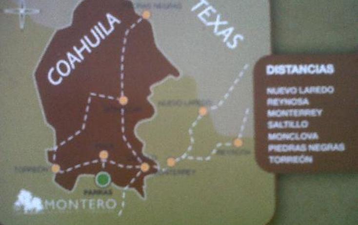 Foto de terreno habitacional en venta en  , rincón del montero, parras, coahuila de zaragoza, 399529 No. 04