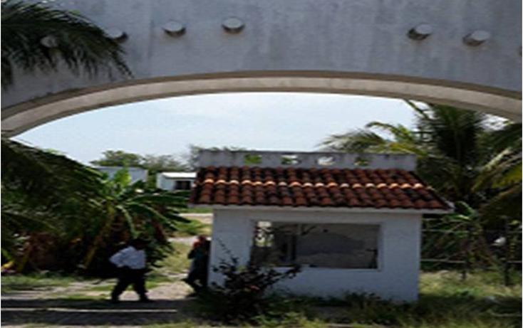 Foto de terreno habitacional en venta en  , rincón del puerto, puerto vallarta, jalisco, 1417551 No. 01