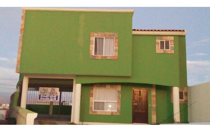 Foto de casa en venta en  , rinc?n soberano, chihuahua, chihuahua, 1554378 No. 01