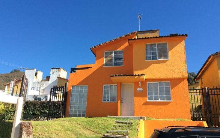 Foto de casa en renta en  , rincón villa del valle, valle de bravo, méxico, 1847190 No. 01