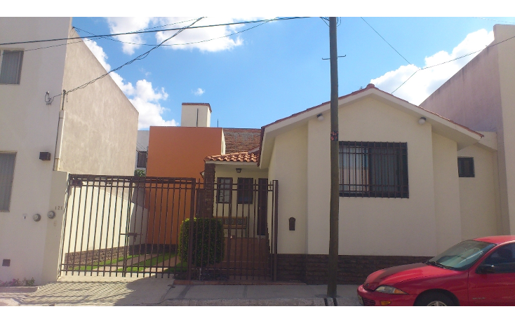 Foto de casa en venta en  , rinconada andes 2da secci?n, san luis potos?, san luis potos?, 1043711 No. 01