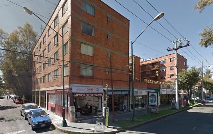 Foto de departamento en venta en  , rinconada coapa 1a sección, tlalpan, distrito federal, 1438905 No. 01