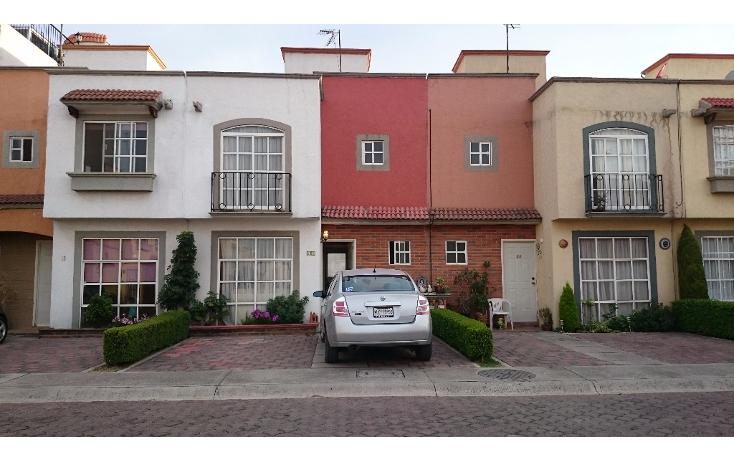 Foto de casa en venta en  , rinconada cuautitlán, cuautitlán izcalli, méxico, 1777174 No. 01