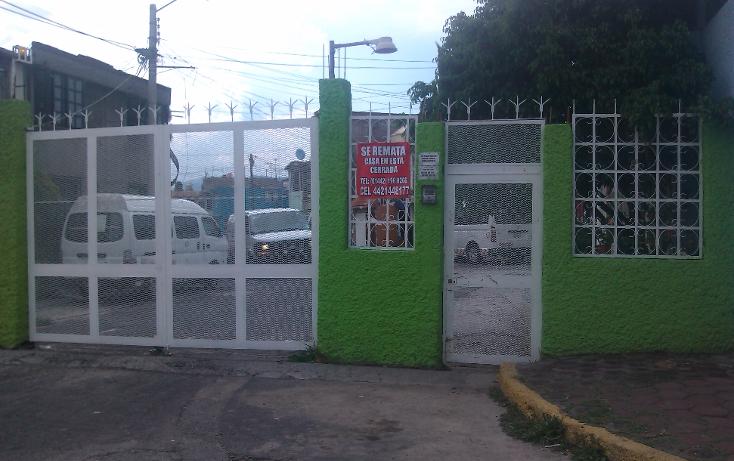 Foto de departamento en venta en  , rinconada de aragón, ecatepec de morelos, méxico, 1049305 No. 01
