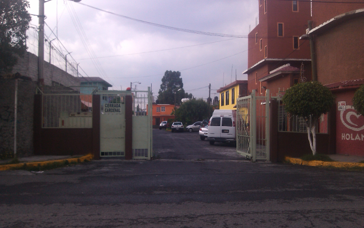 Foto de departamento en venta en  , rinconada de aragón, ecatepec de morelos, méxico, 1085981 No. 01