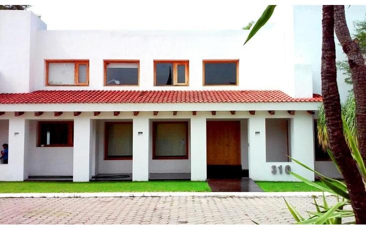 Foto de casa en condominio en renta en  , rinconada de las flores, san luis potosí, san luis potosí, 1394123 No. 01