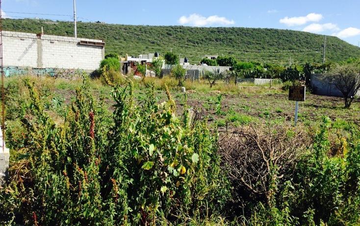 Foto de terreno habitacional en venta en  , rinconada de las joyas, querétaro, querétaro, 1382145 No. 01