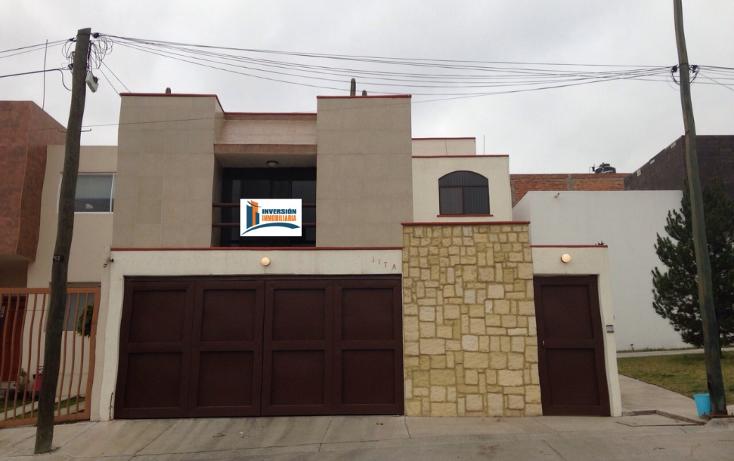 Foto de casa en renta en  , rinconada de los andes, san luis potosí, san luis potosí, 1264913 No. 01