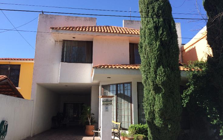Foto de casa en venta en  , rinconada de los andes, san luis potosí, san luis potosí, 1270829 No. 01