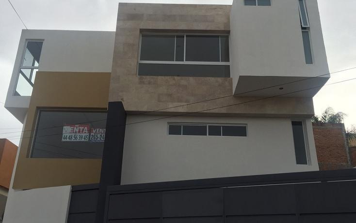 Foto de casa en venta en  , rinconada de los andes, san luis potosí, san luis potosí, 1429457 No. 01