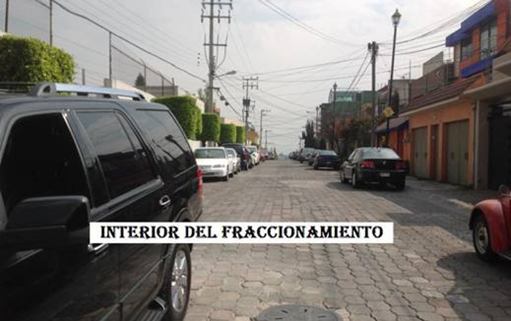 Foto de terreno habitacional en venta en  , rinconada de tarango, álvaro obregón, distrito federal, 1121281 No. 02