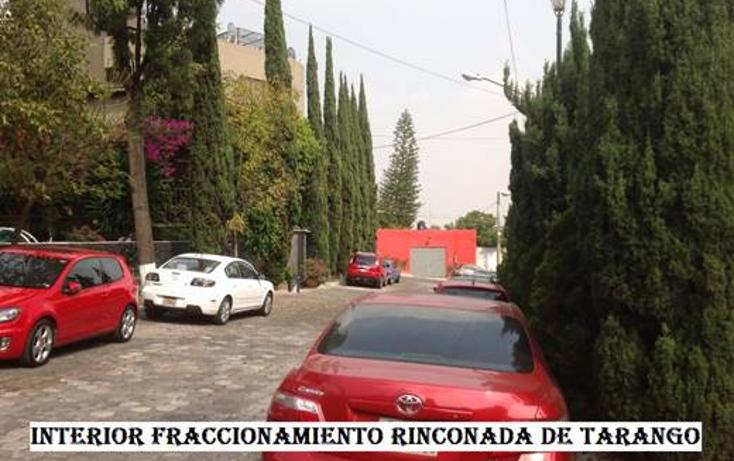 Foto de terreno habitacional en venta en  , rinconada de tarango, álvaro obregón, distrito federal, 1121281 No. 03