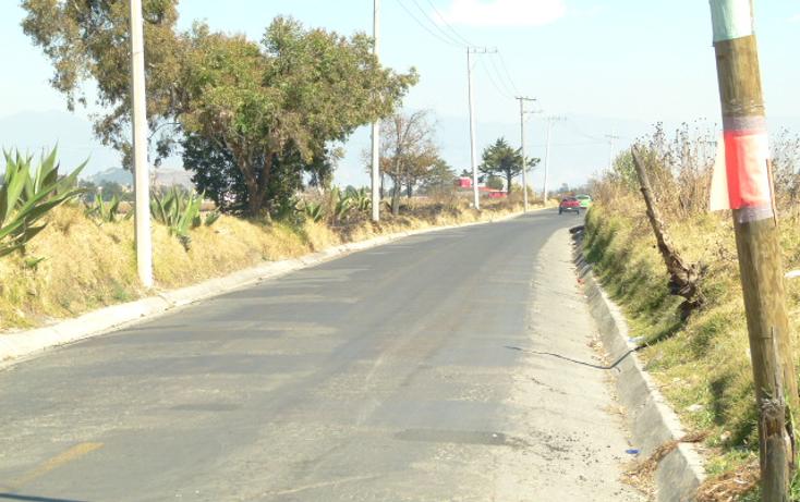 Foto de terreno comercial en venta en  , rinconada de tecaxic, zinacantepec, méxico, 1598470 No. 13