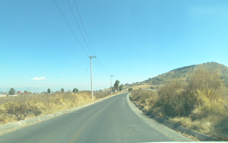 Foto de terreno comercial en venta en  , rinconada de tecaxic, zinacantepec, m?xico, 1598470 No. 14
