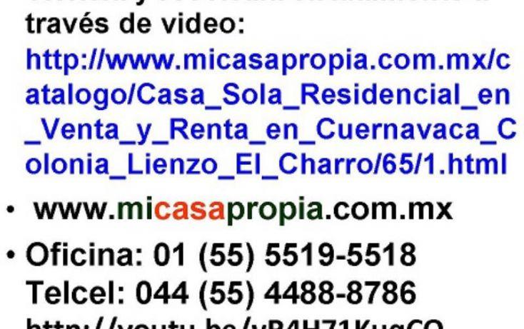 Foto de casa en renta en rinconada del arco 100, ahuatlán tzompantle, cuernavaca, morelos, 1998682 no 09
