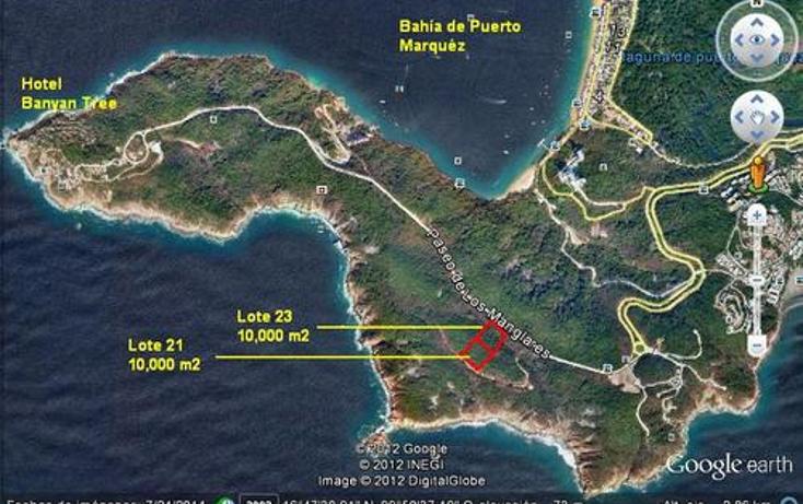 Foto de terreno habitacional en venta en  , rinconada diamante, acapulco de juárez, guerrero, 1074785 No. 01