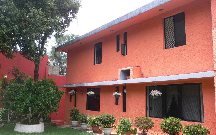 Foto de casa en venta en  , rinconada el mirador, tlalpan, distrito federal, 1966243 No. 02